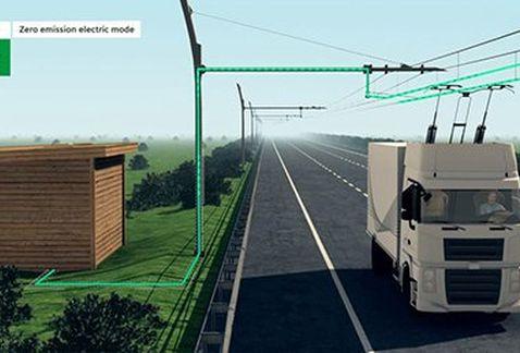 Presentan proyecto para primera autopista eléctrica en México
